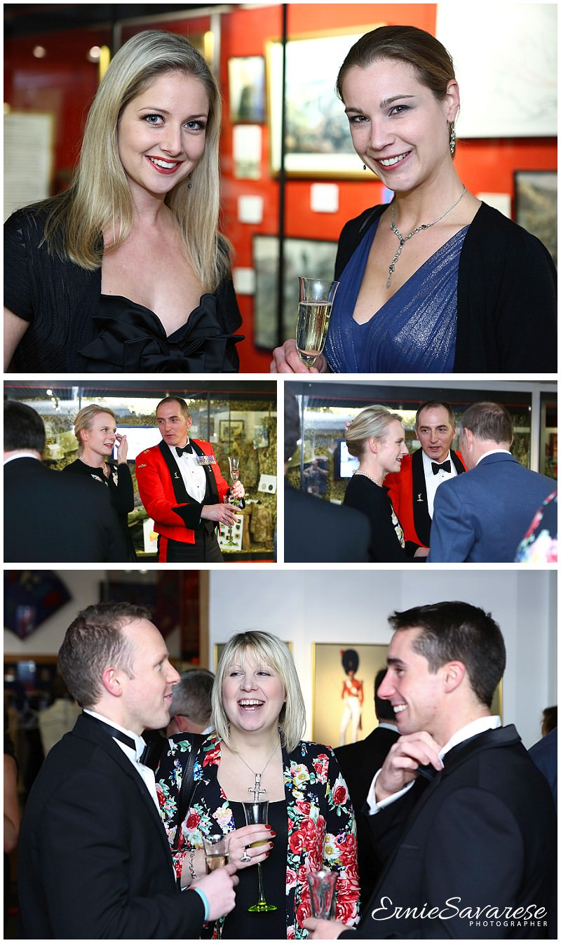 Dogfight Charity Boxing Dinner Event Photographer London