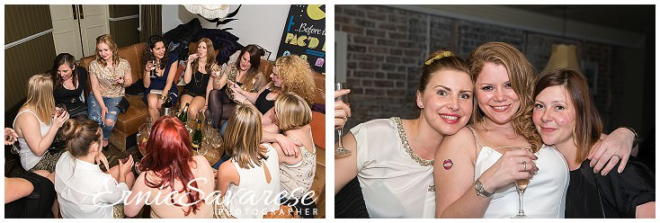 Hen Night Party Photographer London