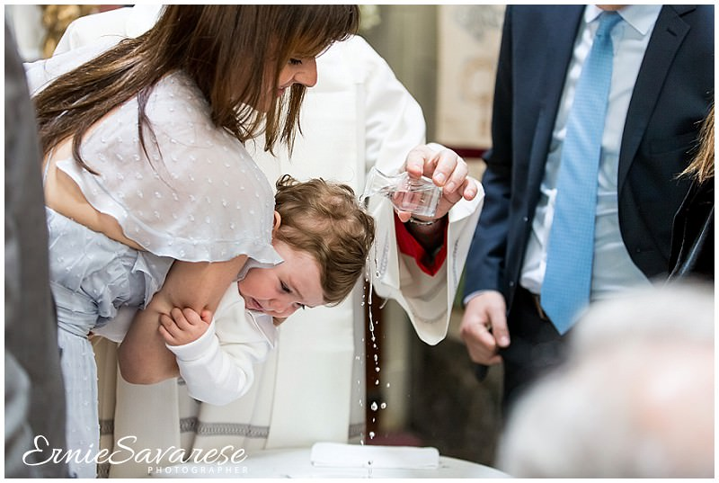 Christening Baptism Photographer London Hampstead