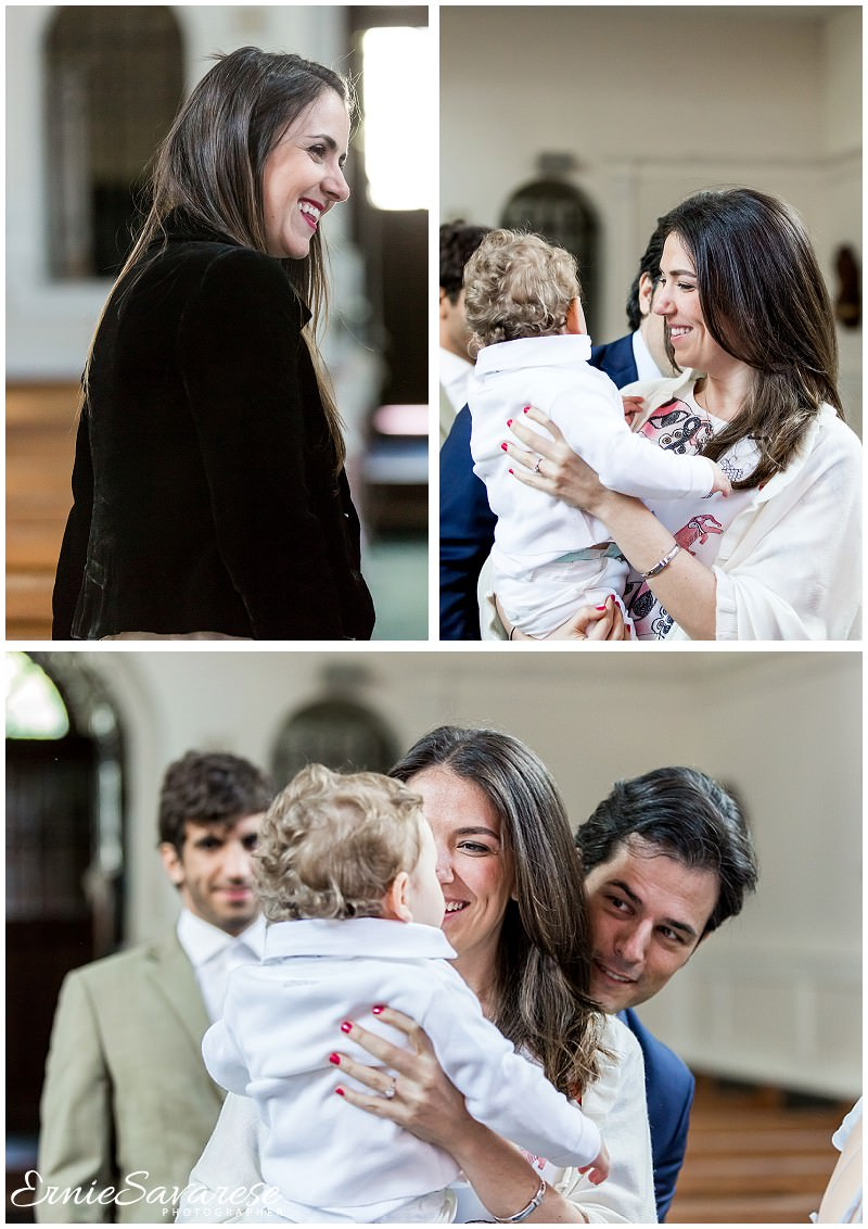 London  Christening Baptism Photographer Ernie Savarese