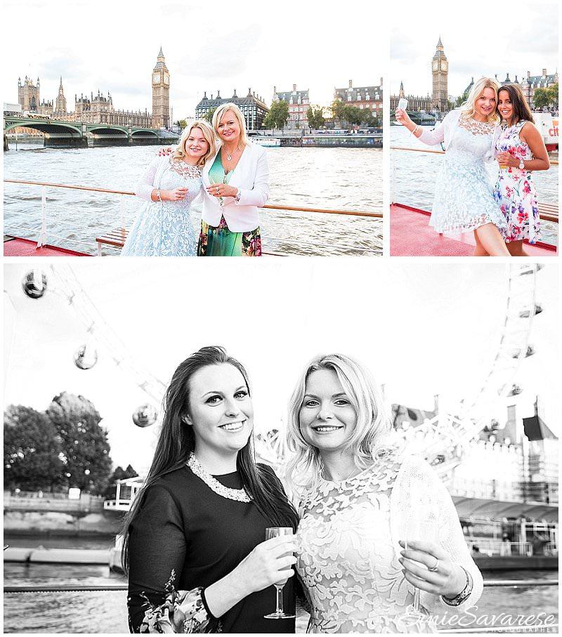 Event Photographer London Surprise Boat Party