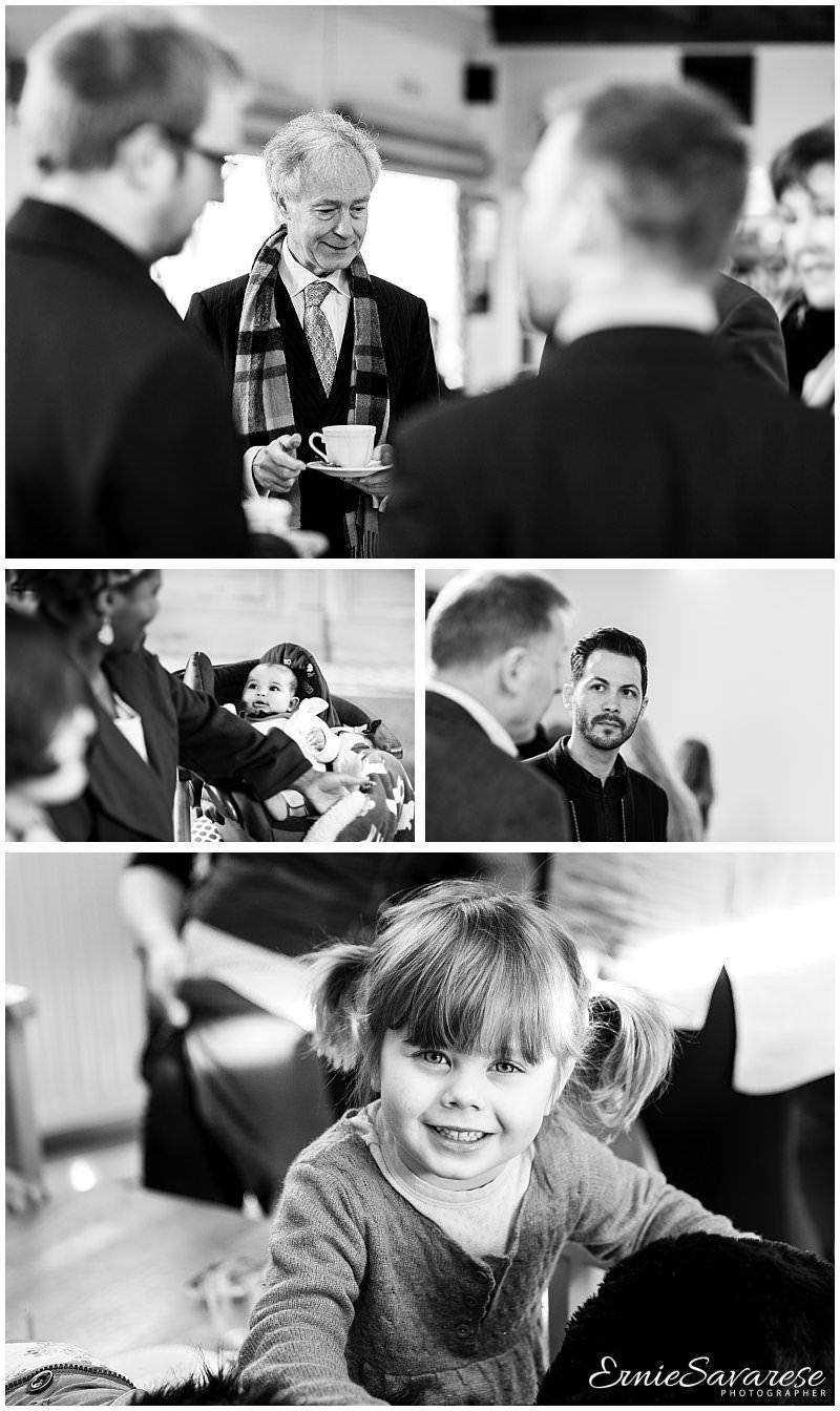 Christening Baptism Photography London