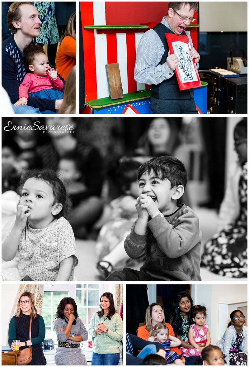 Kids Birthday Party Photographer Greenwich Kent