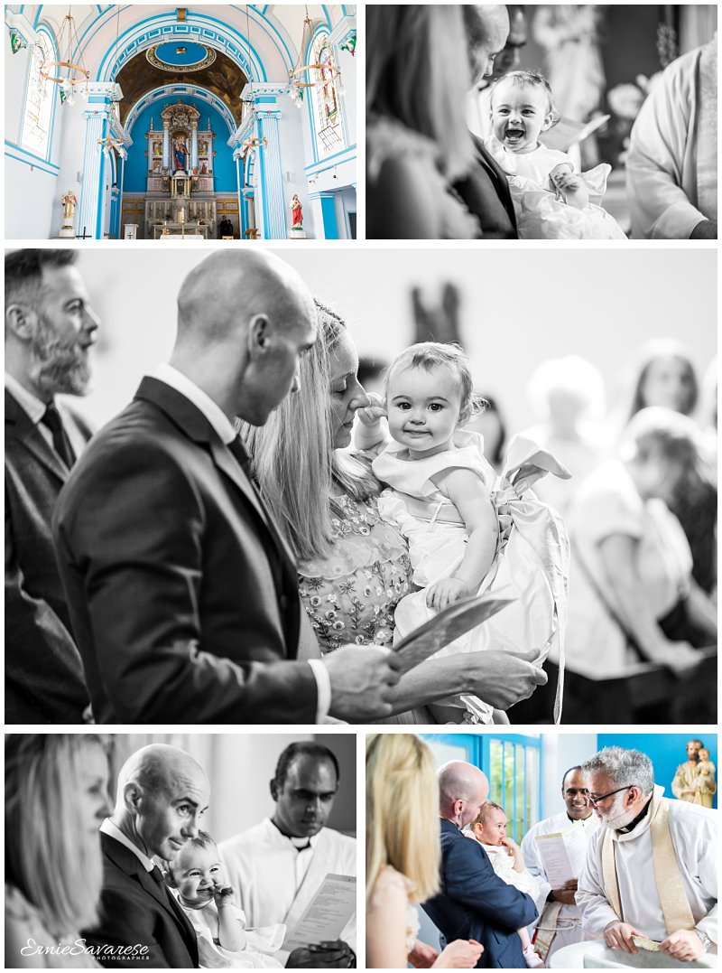 Christening Baptism Photographer London Ernie Savarese