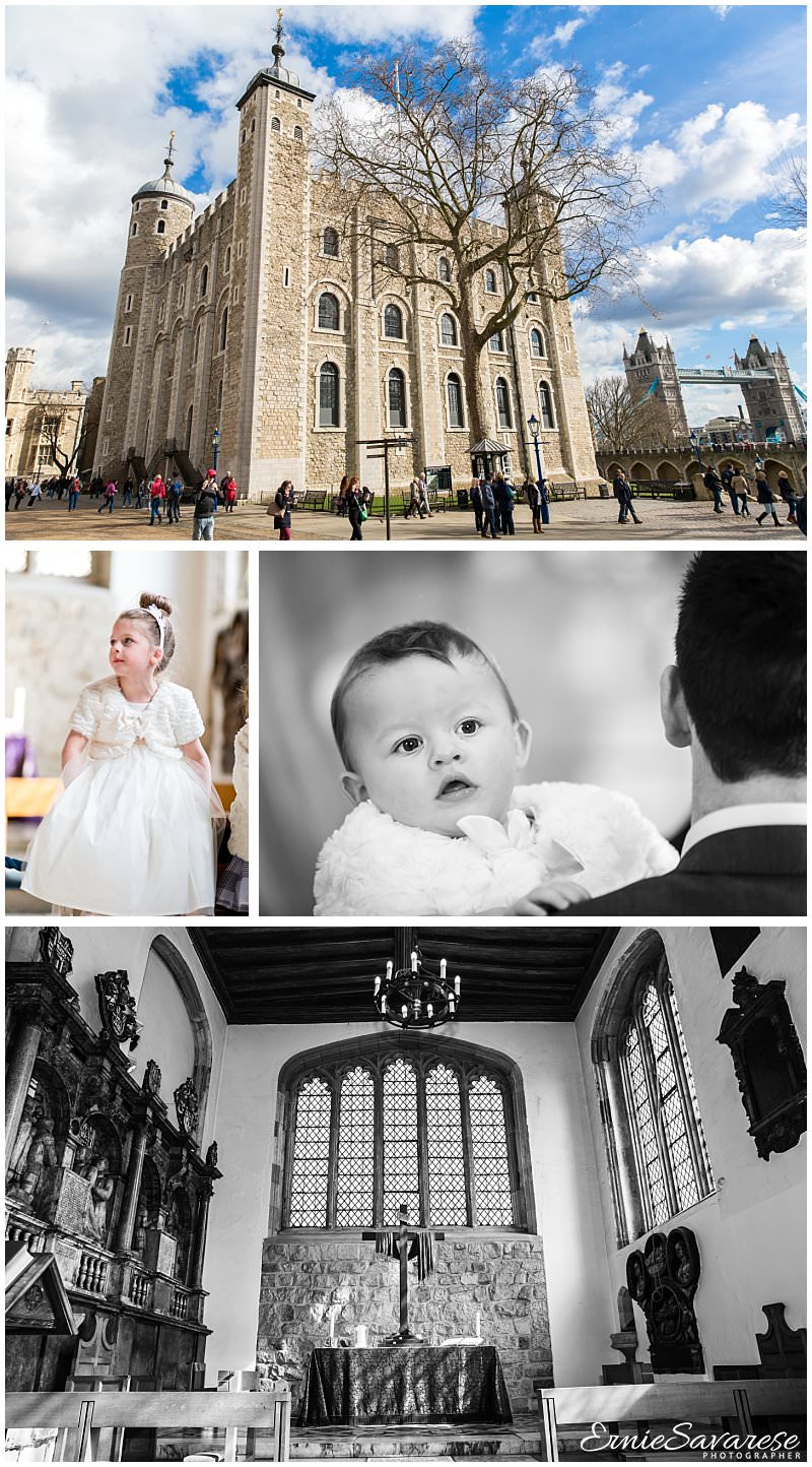 Christening Photography London Gallery - Ernie Savarese
