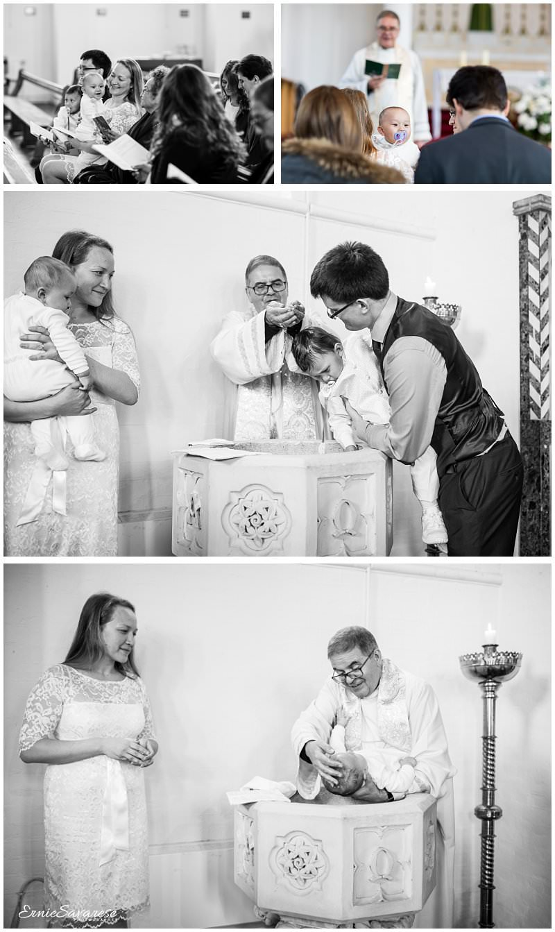 Christening Photographer London